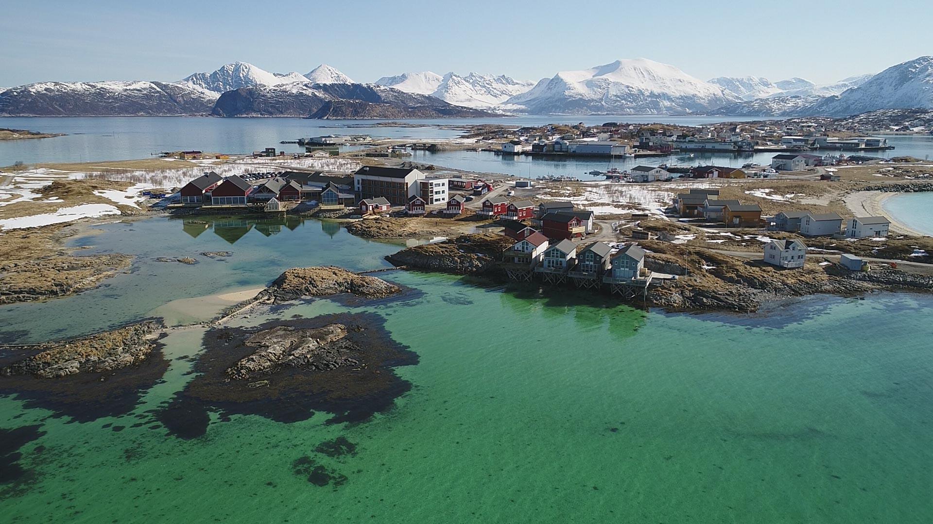 Sommarøy Arctic Hotell Tromsø