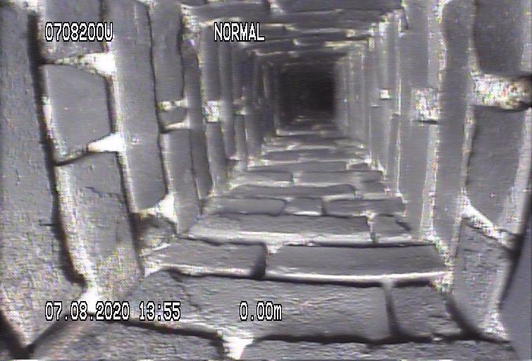 Tilstandskontroll av pipe